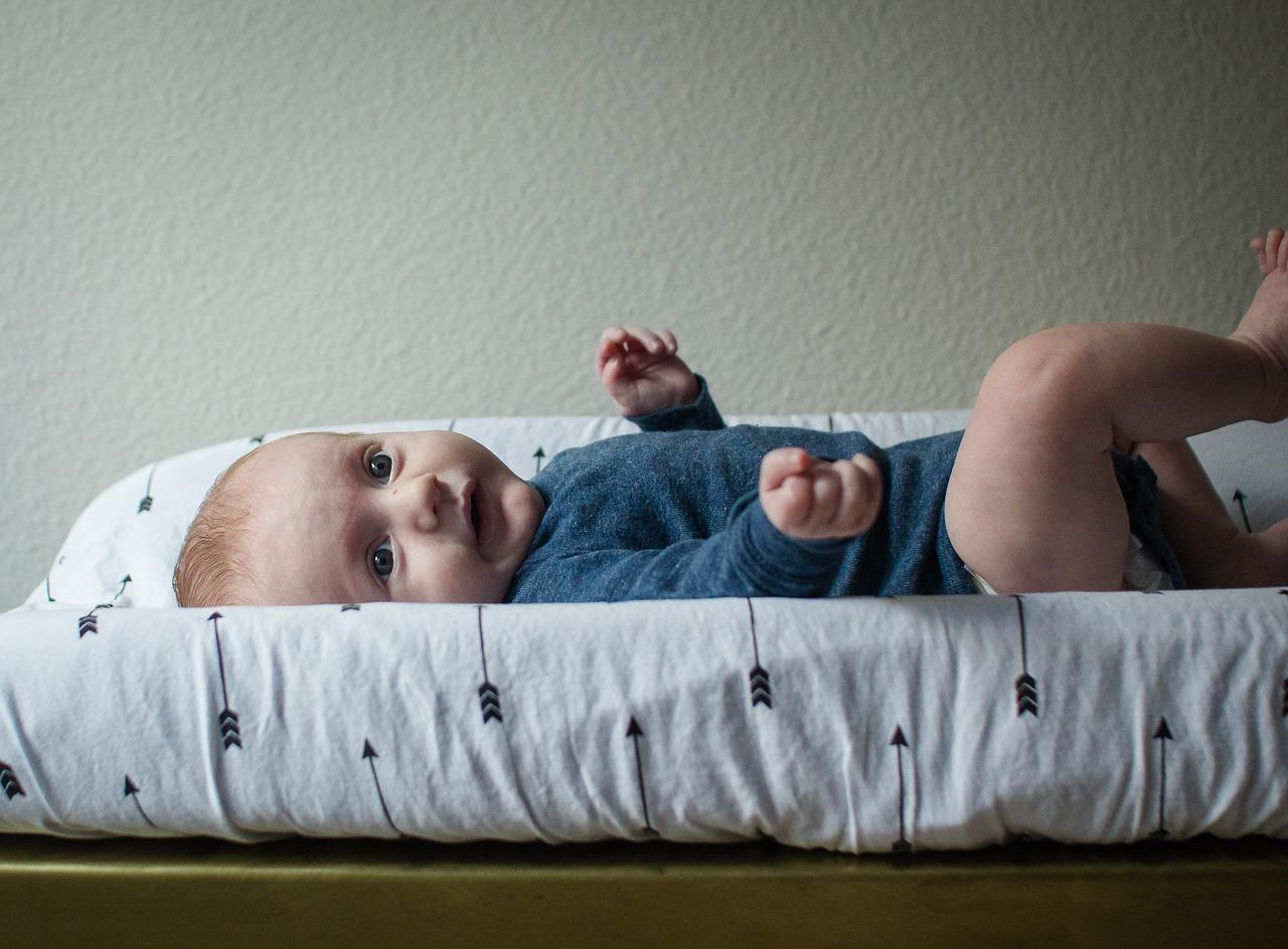 Diarrea nel neonato : causa e sintomi