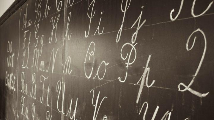 Come scrivere lettere in corsivo
