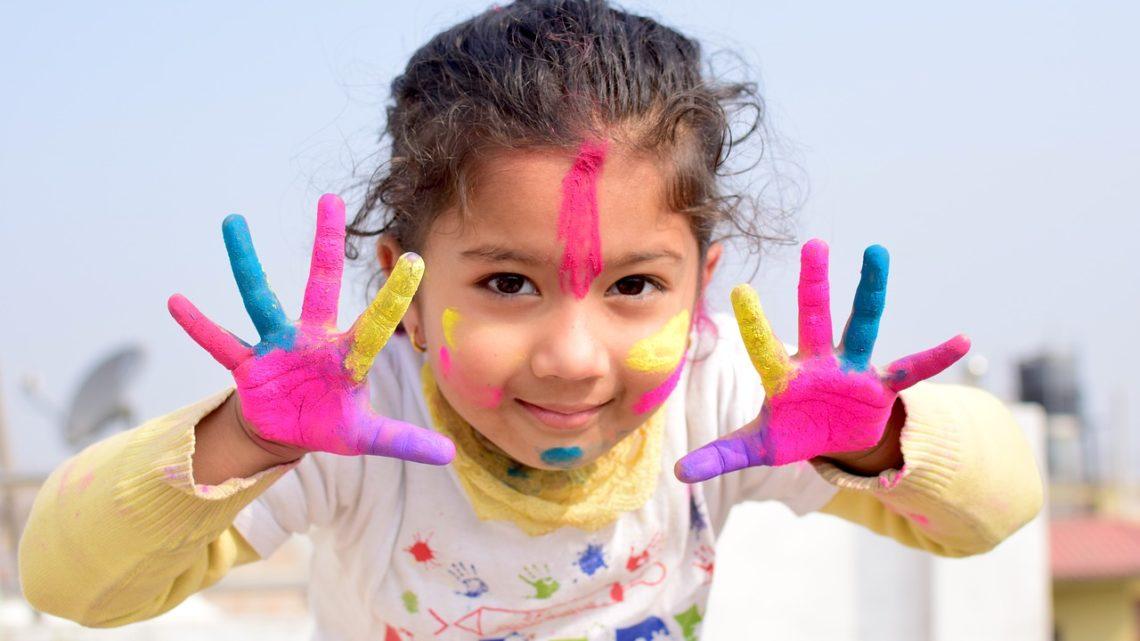 Come insegnare i colori