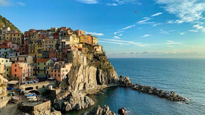 Liguria con bambini
