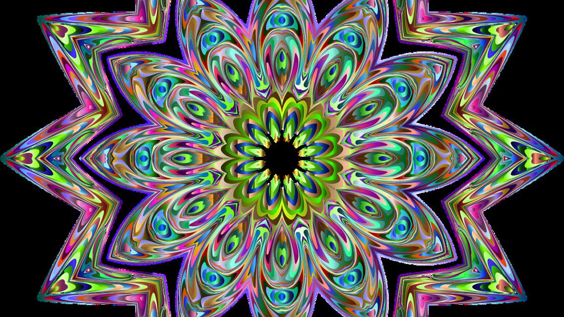 Mandala da colorare