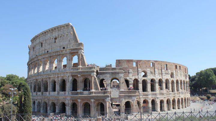 Roma con bambini