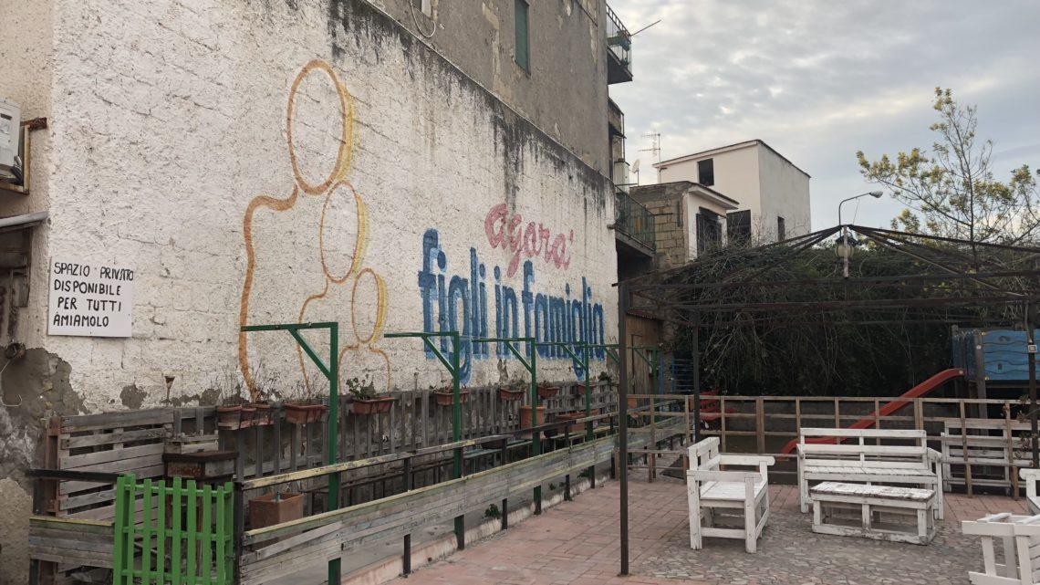 """Giornata di beneficenza all'associazione """"FIGLI IN FAMIGLIA"""""""