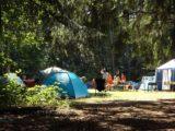 Lettino da campeggio
