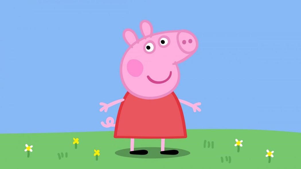 Peppa pig : cartone animato il mondo delle mamme