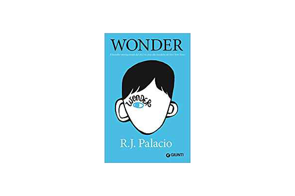 Wonder romanzo
