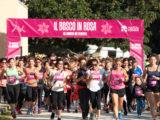 La partenza del Bosco in rosa 2018