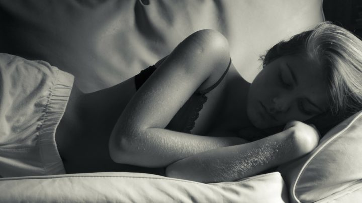 SLEEP PARALYSIS di Roberto Bontà Polito