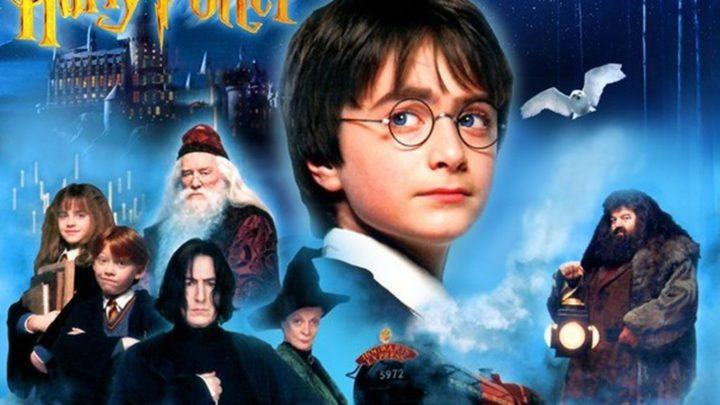 Harry Potter e la pietra filosofare