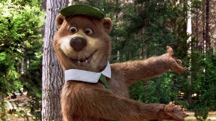 L'orso Yoghi film
