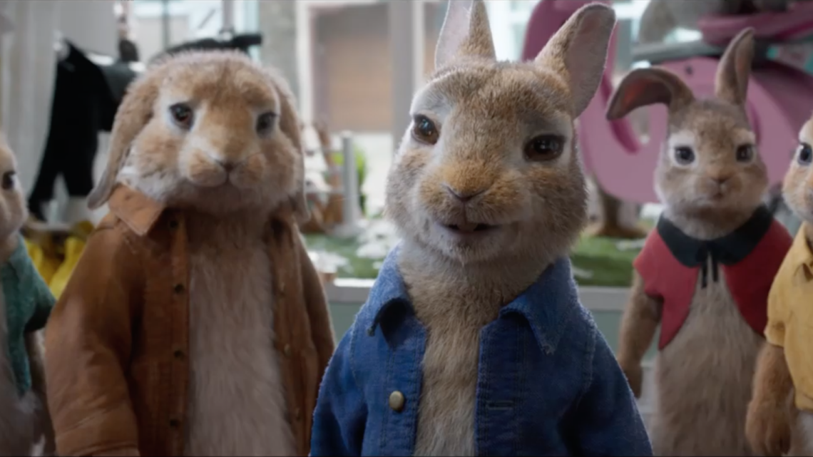 Peter Rabbit 2 – Un birbante in fuga