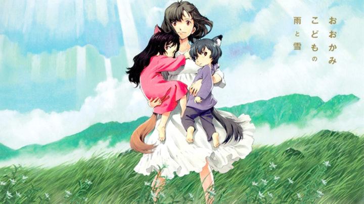Wolf Children – Ame e Yuki i bambini lupo