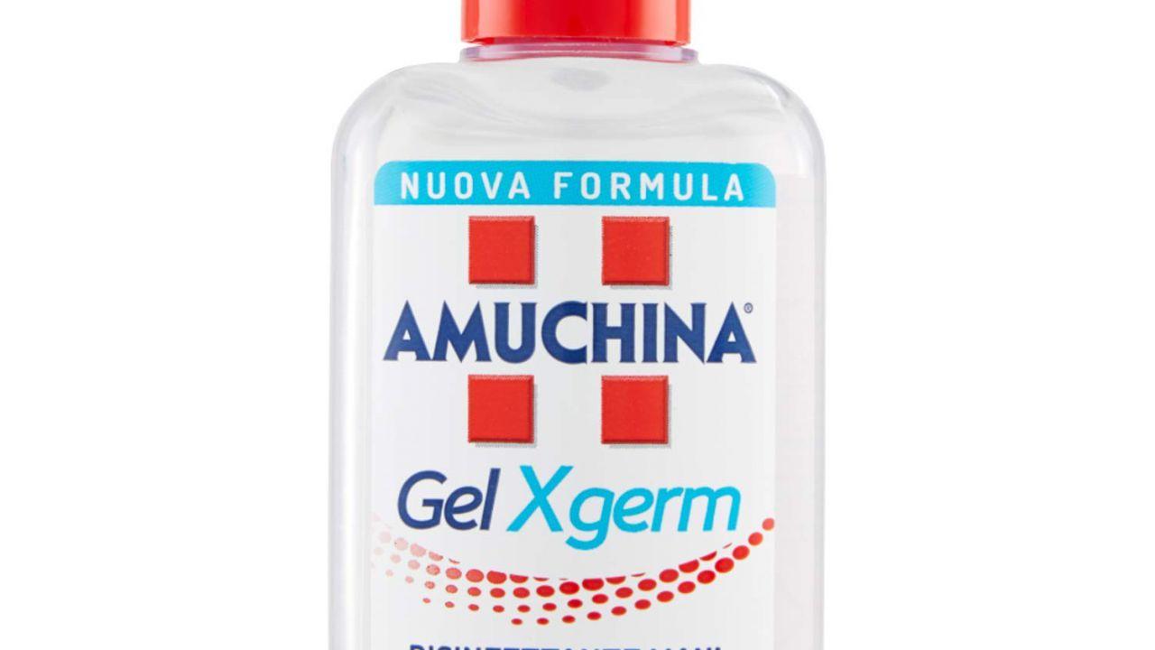 Amuchina gel mani
