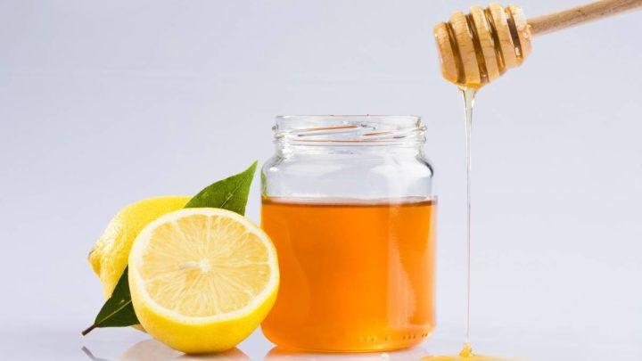 Acqua limone e miele