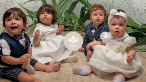 Vestitini battesimali