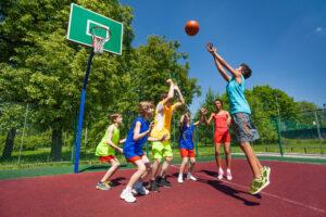 Cosa spinge i bambini a fare sport