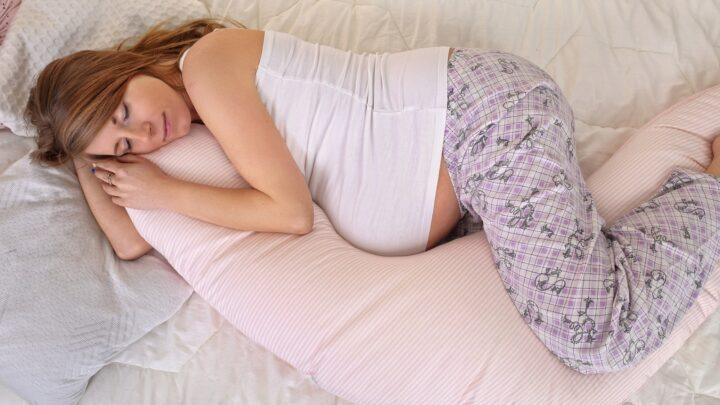 Cuscino gravidanza