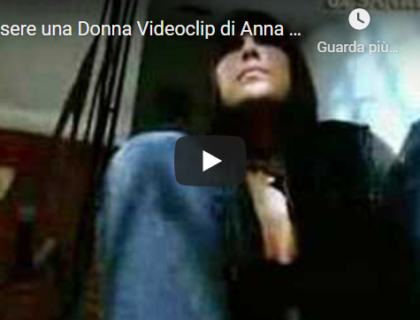 Anna Tatangelo Essere una donna