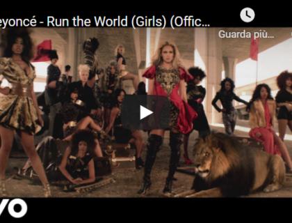 Beyoncé Run the World (Girls)