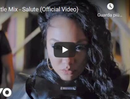 Little Mix Salute