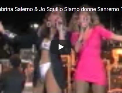Sabrina Salerno Siamo donne