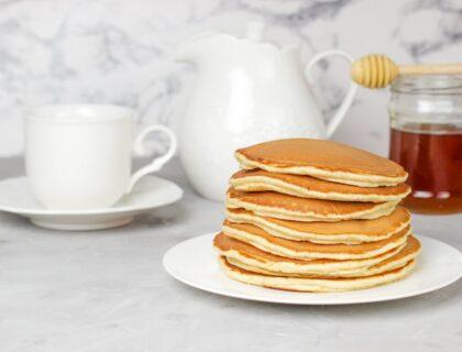 Come preparare i pancake senza glutine